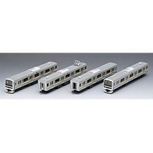 TOMIX Nゲージ 209 2100系通勤電車 房総色 4両編成 セット 4両 98629 鉄道模...