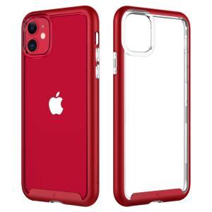 Caseology Skyfall, iPhone11 ケース、クリアTPU+PC 2重保護, 衝撃...