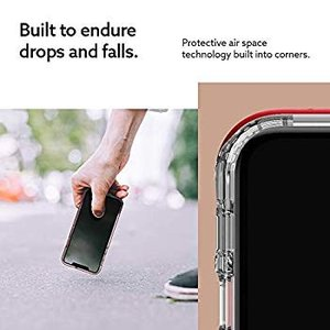 Caseology Skyfall, iPhone11 Pro ケース、クリアTPU+PC 2重保護...