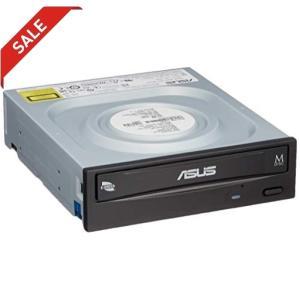 Asus Windows10対応 M-DISC対応 最大24倍速書込 SATA接続 DVD/CDライ...