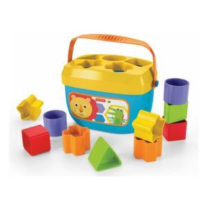 輸入玩具 フィッシャープライス(Fisherprice) はじめてのブロック(レインフォレスト)