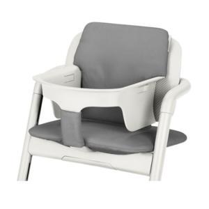 ベビーチェアオプション CYBEX LEMO Comfort Inlay(レモ コンフォートインレイ) ストームグレー|helloakachan-store