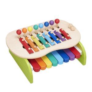 知育玩具 エドインター 森のメロディメーカー