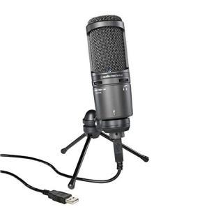 audio-technica オーディオテクニカ USB マイクロホン AT2020USB+ 生放送 / 録音 / ポッドキャスト / 実況|hellodolly