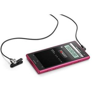 ソニー SONY コンデンサーマイク モノラル/スマートフォン向け ホルダークリップ付属 ECM-SP10|hellodolly