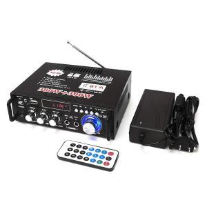 MIFO デジタルアンプ オーディオアンプ ハイパワーアンプ 高音質 重低音調整 最大出力600W(300W+300W) USB/SD/Bl|hellodolly