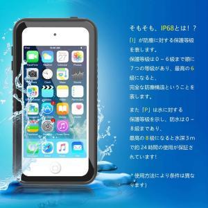 Merit iPod touch5 iPod touch6 iPod touch7 防水ケース 第7世代 第6世代 第5世代対応 フルプロテ|hellodolly