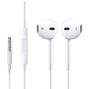 ECOHWOW イヤホン 新品(iPod ・ iPhone 用イヤホン) イヤホン リモコン付き マイク付き ステレオイヤフォン ヘッドホン|hellodolly