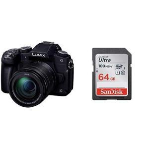 SDカードセットパナソニック ミラーレス一眼カメラ ルミックス G8 標準ズームレンズキット 160...