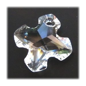 14678- swarovski Greek Cross crystal スワロフスキー クリスタル ガラス クロス 1個|hellospace