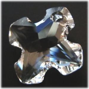 14678- swarovski Greek Cross crystal スワロフスキー クリスタル ガラス クロス 1個|hellospace|02