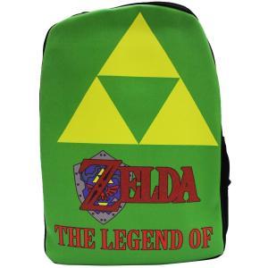ゼルダの伝説 リンク 防水 緑のバックパック リュック
