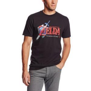 ゼルダの伝説 大人用 メンズ Tシャツ ヘイ オカリナ グッズ