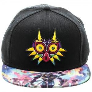 ゼルダの伝説 トライフォース  マジョラス マスク キャップ 帽子