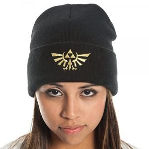 ゼルダの伝説 トライフォース ニットキャップ 帽子
