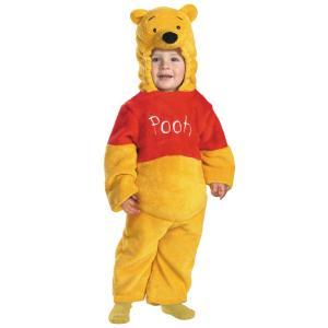 くまのプーさんの赤ちゃん用着ぐるみ ベビープー コスチューム ディズニー