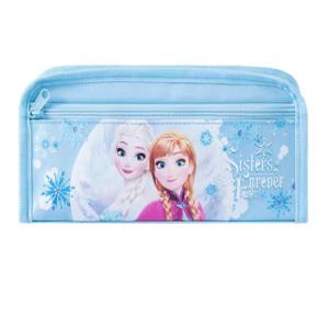 ディズニー アナと雪の女王 プリンセス 筆箱 ペンケース 子供 キッズ 文房具 入学式  小学生 女の子 かわいい 入学 ふでばこ お祝い プレゼント ギフトの画像