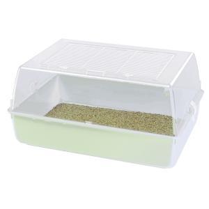 【デュナシリーズ】 イタリアferplast社製のハムスター飼育ゲージ。  保湿性に優れ、小動物の ...
