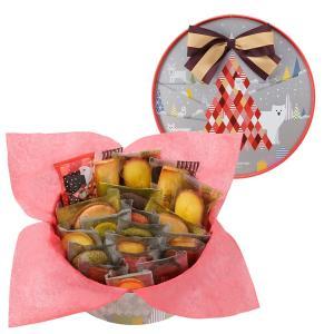 お歳暮 ギフト クリスマス 内祝い お菓子 アンリ シャルパンティエ ホリデーBOX Mボックス ク...