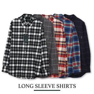 【30%OFF】フランネルコットン100% チェックシャツ【Henry Cotton's(ヘンリーコットンズ)】シンプル  グレー ブラック レッド ダークブルー ネイビー 20aw henry-cottons
