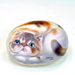 ヘンリーキャットGEアートストーン猫シリーズ【レディ】|henry-shop