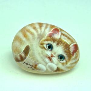 ヘンリーキャットGEアートストーン猫シリーズ【ミーゴ】|henry-shop