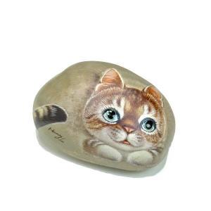 ヘンリーキャットGEアートストーン猫シリーズ【アニー】|henry-shop