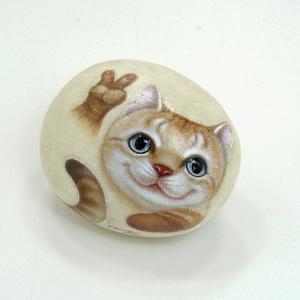 ヘンリーキャットGEアートストーン猫シリーズ【ジミー】|henry-shop