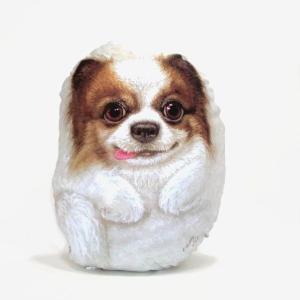 ヘンリーキャット 犬型クッション 中 フィーフィー henry-shop