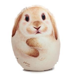 ヘンリーキャット ウサギ型クッション 大 ロビー henry-shop