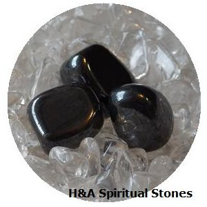 ヘマタイト:(第0・1チャクラ)癒しのクリスタルワーク♪ヒーリングストーンタンブル型 Hematite【メール便可】|herbalkstore