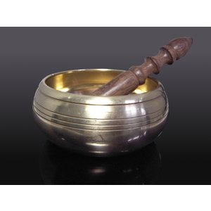 シンギングボウル 11cm ウッドスティック付き ネパール直輸入 herbalkstore