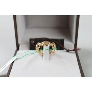【並行輸入品】 GUCCI グッチ リング 指輪 181361 8000 イエローゴールド 秋冬|herbette