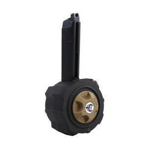 HFC Glockシリーズ用 145連ガスドラムマガジン