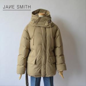 JANE SMITH ジェーンスミス ヘビーダウンパーカー/9WDW-#001L heavy dow...