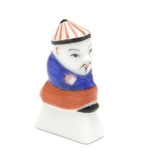 ヘレンド 人形置物 ハンドメイド スモールマンダリン(5658) 磁器製 飾り物 ギフト包装無料 Herend|herend-met
