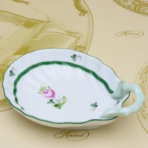ヘレンドのウィーンの薔薇 貝型皿 アイスシェルディッシュ 送料無料 ハンドメイド ギフト包装無料 Herend|herend-met