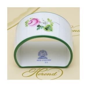 ヘレンドのウィーンの薔薇 洋食器 ナプキンリング ハンドペイント ギフト包装無料 ハンガリー Herend|herend-met