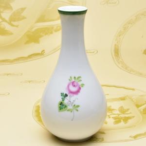 花瓶(7052) ウィーンの薔薇 VASE ヘレンド ハンドペイント 花生け 飾り物 ギフト包装無料 ハンガリー|herend-met