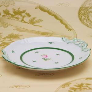 ヘレンド 飾り皿 ウィーンの薔薇 オーナメンタルプレート 送料無料 ハンドメイド ギフト包装無料|herend-met