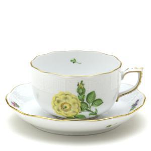 ヘレンド(Herend) ティーカップ 食器 グスターヴ(GV-02) 手描き 紅茶カップ&ソーサー|herend-met