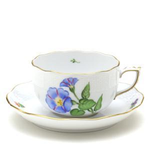 ヘレンド(Herend) ティーカップ 食器 グスターヴ(GV-06) 手描き 紅茶カップ&ソーサー|herend-met