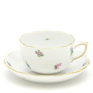 ヘレンド(Herend) ティーカップ 食器 ミルフルール 手描き 紅茶カップ ハンガリー製|herend-met