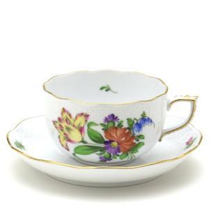 ヘレンド(Herend) ティーカップ 食器  チューリップの花束(BT-5) 手描き 紅茶カップ|herend-met