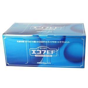 乳酸球菌(EF-621K菌)配合 エコフEF 79g(1.2g×66包)    キャンセル返品不可|hermo