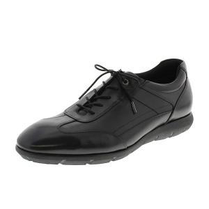スニーカーのような履き心地のビジカジ兼用シューズです。清潔感のあるカジュアルスタイルも、フォーマルな...
