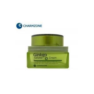 チャームゾーン Ginkgo natural (ジンコナチュラル) クリーム 60ml <メーカー直送又はお取り寄せにつきキャンセル・返品・変更不可>|hermo