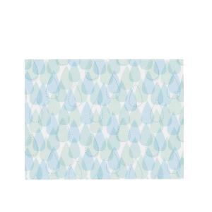 浴室目隠しシート 92cm丈×90cm巻 柄 ブルー(B) YMS-9204  キャンセル返品不可 他の商品と同梱・同時購入不可|hermo