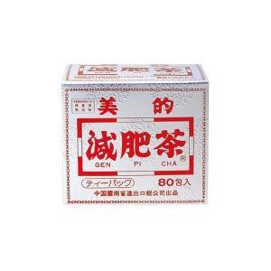 ユーワ 美的減肥茶 240g(3g×80包) (品番:1) <メーカー直送又はお取り寄せにつきキャンセル・返品・変更不可>|hermo