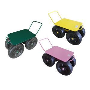 腰掛作業車 チビコロ TC-4502 キャンセル返品不可 他の商品と同梱・同時 不可の商品画像 ナビ